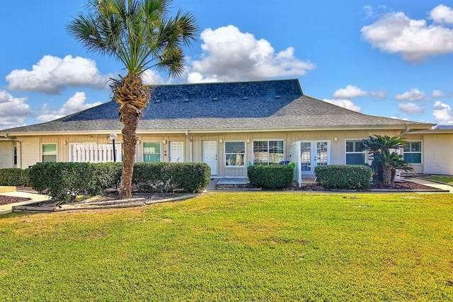 4901 Hwy 361 #126, Port Aransas, TX 78373 (MLS #365732) :: KM Premier Real Estate