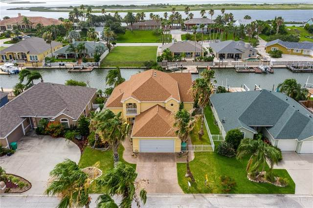 973 Pompano Drive, Aransas Pass, TX 78336 (MLS #365889) :: Desi Laurel Real Estate Group