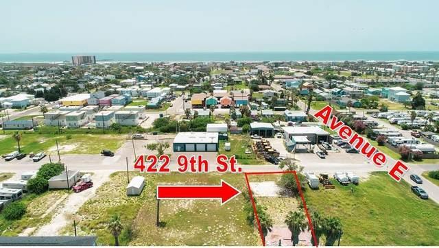 422 S 9th Street, Port Aransas, TX 78373 (MLS #366030) :: South Coast Real Estate, LLC