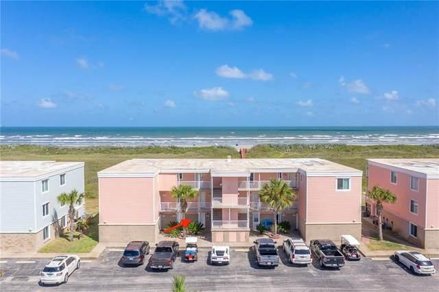700 Island Retreat #127, Port Aransas, TX 78373 (MLS #366868) :: KM Premier Real Estate