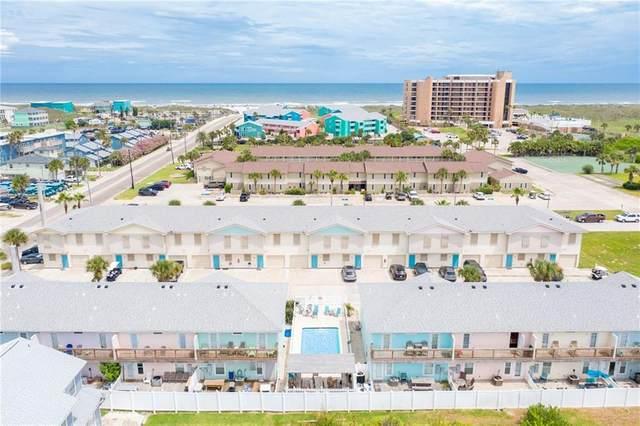604 Beach Access Road 1-A C-18, Port Aransas, TX 78373 (MLS #366976) :: KM Premier Real Estate