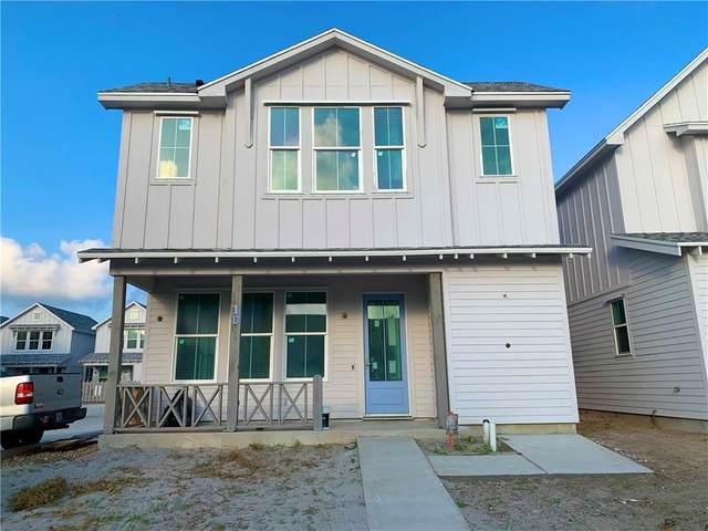 315 Oleander Street 1B, Port Aransas, TX 78373 (MLS #367117) :: South Coast Real Estate, LLC