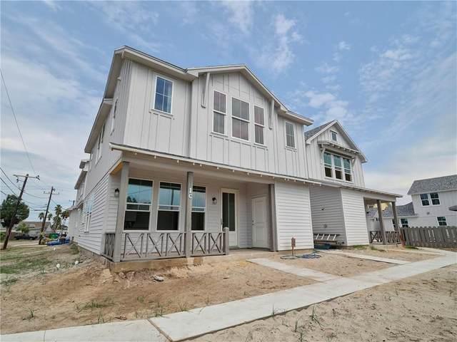 315 Oleander Street 1C, Port Aransas, TX 78373 (MLS #367118) :: South Coast Real Estate, LLC