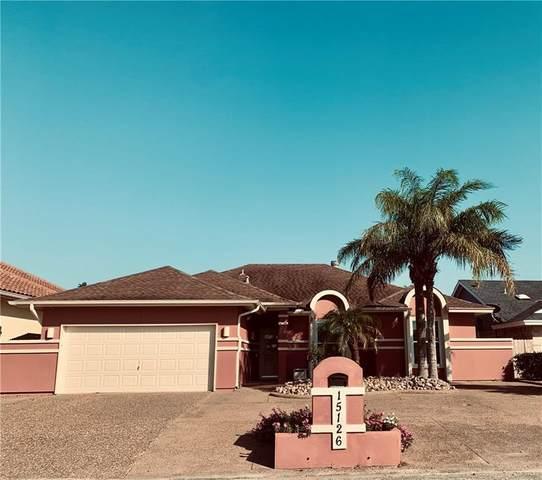 15126 Tesoro Drive, Corpus Christi, TX 78418 (MLS #367345) :: KM Premier Real Estate