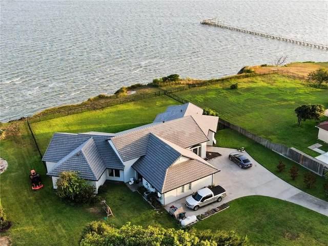 9025 Cr 2226, Taft, TX 78390 (MLS #367442) :: South Coast Real Estate, LLC