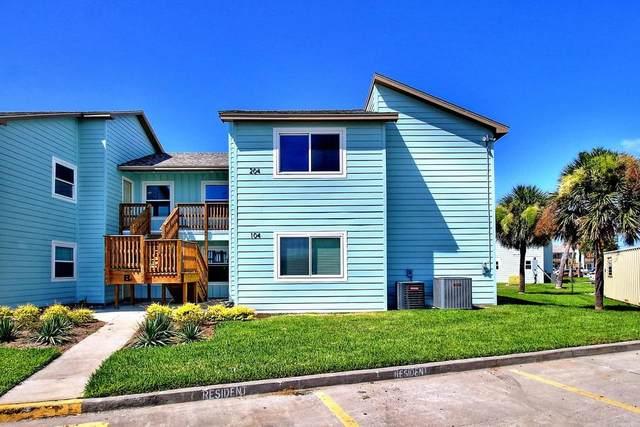 230 Cut Off Road #204, Port Aransas, TX 78373 (MLS #367499) :: RE/MAX Elite Corpus Christi