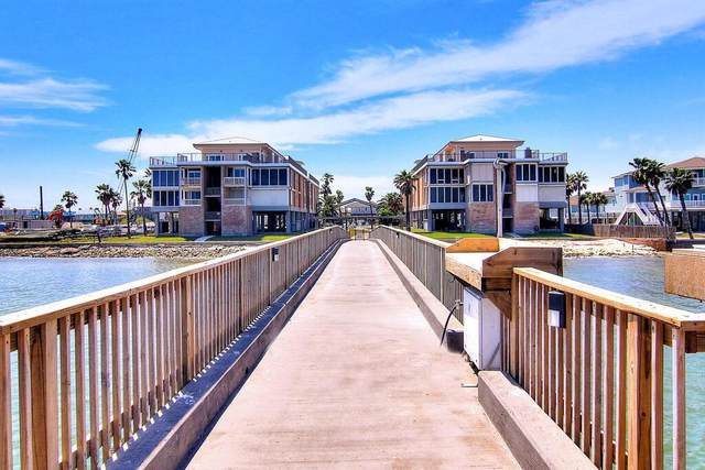 631 Channel View Drive #218, Port Aransas, TX 78373 (MLS #367529) :: South Coast Real Estate, LLC