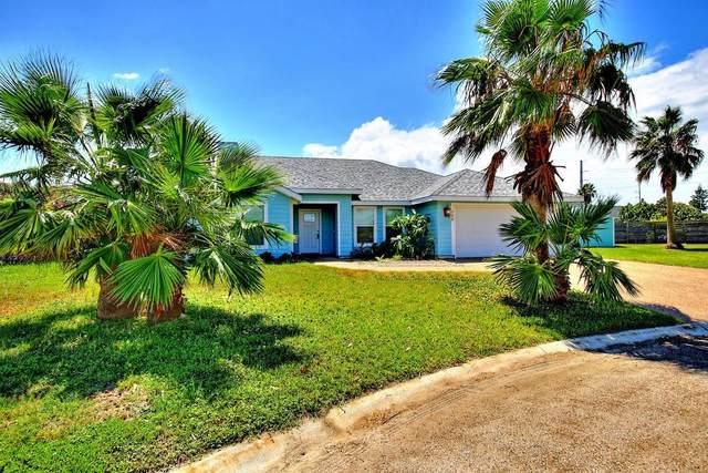 540 Rockport Channel, Port Aransas, TX 78373 (MLS #369750) :: South Coast Real Estate, LLC