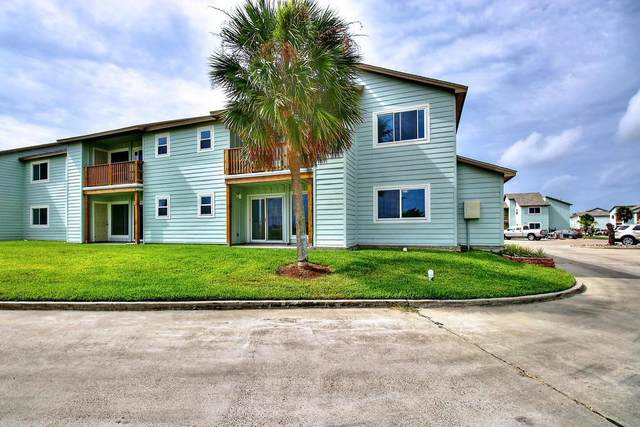 230 Cut Off Road #138, Port Aransas, TX 78373 (MLS #369822) :: RE/MAX Elite Corpus Christi