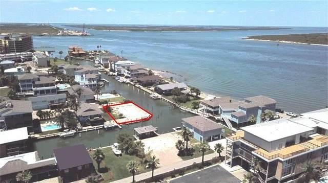 1022 Private Road C, Port Aransas, TX 78373 (MLS #370047) :: South Coast Real Estate, LLC