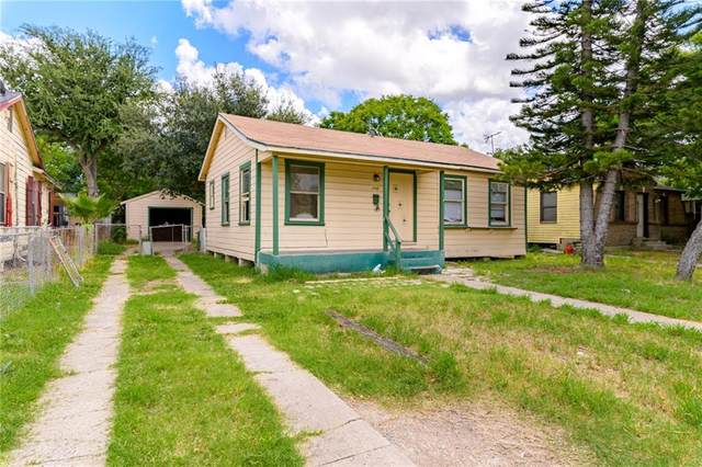 1142 Golla Drive, Corpus Christi, TX 78407 (MLS #370141) :: South Coast Real Estate, LLC