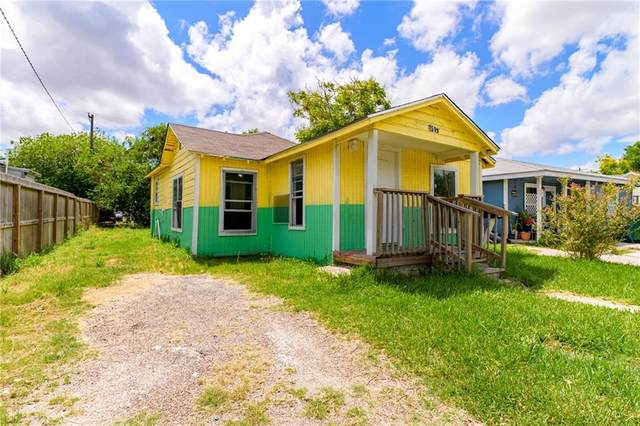 2519 Goliad Street, Corpus Christi, TX 78405 (MLS #370142) :: South Coast Real Estate, LLC