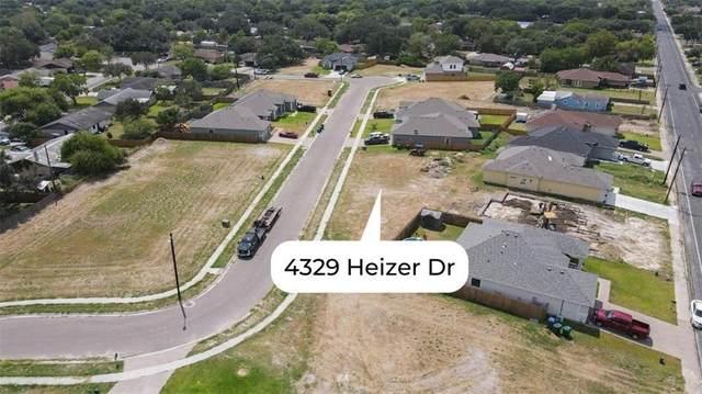 4329 Heizer Drive, Corpus Christi, TX 78410 (MLS #370600) :: KM Premier Real Estate