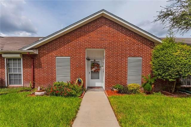 13656 Teague Lane #23, Corpus Christi, TX 78410 (MLS #370862) :: Desi Laurel Real Estate Group
