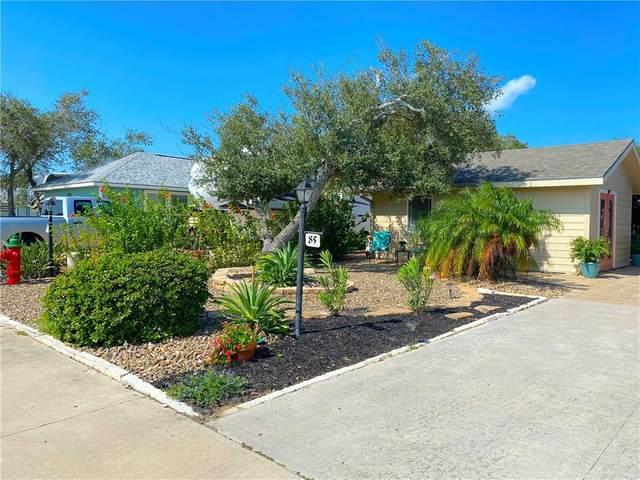 85 Augusta Circle, Aransas Pass, TX 78336 (MLS #371104) :: South Coast Real Estate, LLC