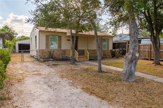 4614 Dodd Drive, Corpus Christi, TX 78415 (MLS #371625) :: KM Premier Real Estate