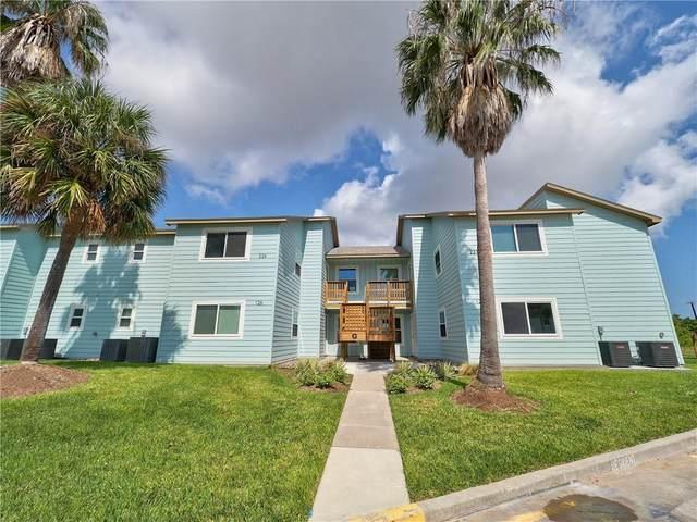 230 Cut Off #226, Port Aransas, TX 78373 (MLS #371689) :: KM Premier Real Estate