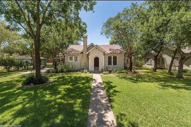 623 W Henrietta Avenue, Kingsville, TX 78363 (MLS #371944) :: KM Premier Real Estate
