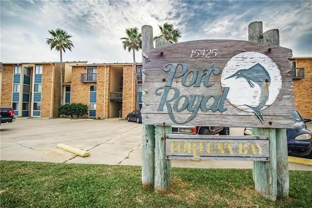 15425 Fortuna Bay Drive #203, Corpus Christi, TX 78418 (MLS #372008) :: South Coast Real Estate, LLC