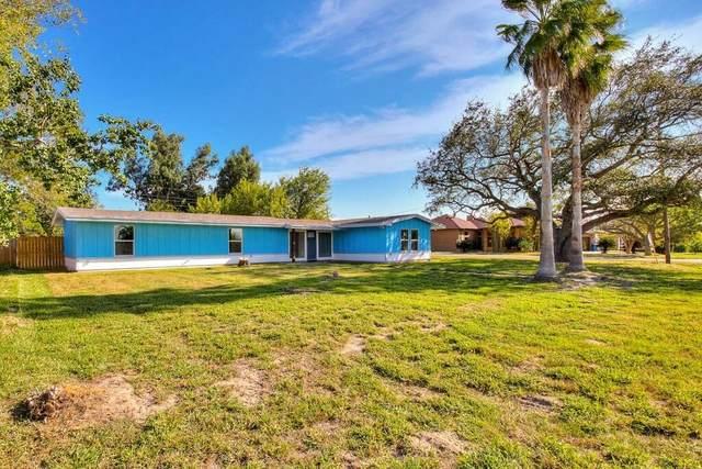 370 Woodhaven Drive, Ingleside, TX 78362 (MLS #372068) :: KM Premier Real Estate