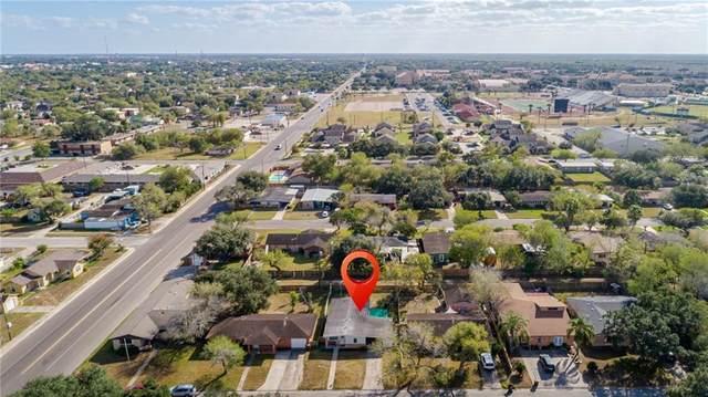 811 W Avenue H, Kingsville, TX 78363 (MLS #373466) :: South Coast Real Estate, LLC