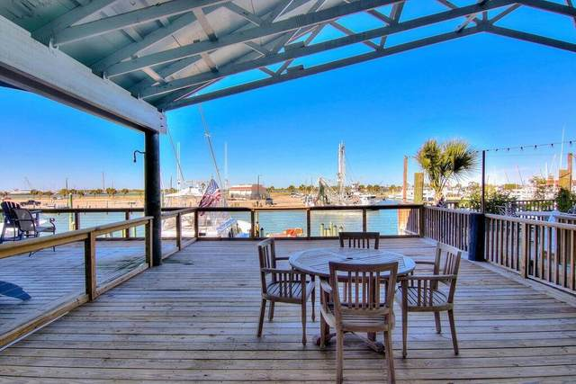 318 W Cotter Avenue #4, Port Aransas, TX 78373 (MLS #373573) :: KM Premier Real Estate