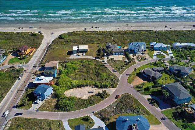 729 Sea Breeze Lane, Port Aransas, TX 78373 (MLS #373634) :: KM Premier Real Estate