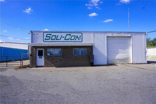 1523 S Falfurrias Hwy, Alice, TX 78332 (MLS #373974) :: KM Premier Real Estate