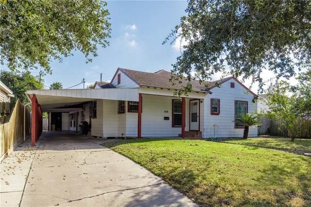 438 Brooks Drive, Corpus Christi, TX 78408 (MLS #375327) :: South Coast Real Estate, LLC