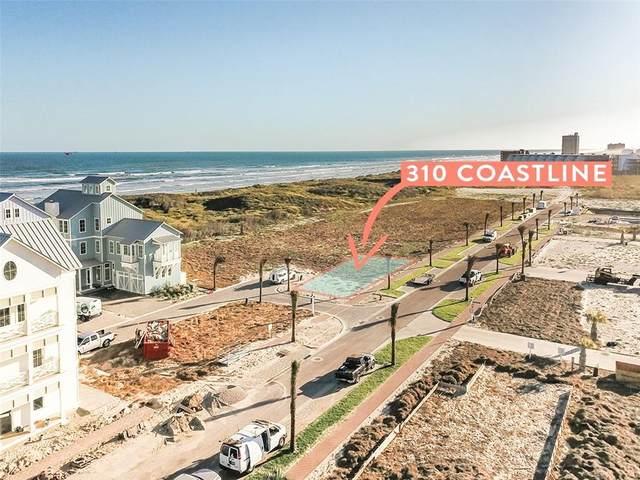 310 Coastline Drive, Port Aransas, TX 78373 (MLS #375721) :: South Coast Real Estate, LLC