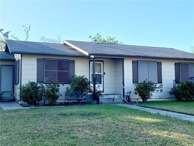 401 Tutt Avenue, Taft, TX 78390 (MLS #375767) :: RE/MAX Elite Corpus Christi