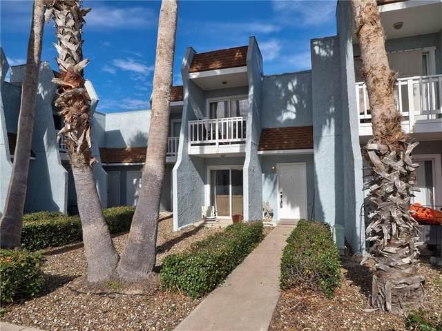 4141 Whiteley Drive #404, Corpus Christi, TX 78418 (MLS #375893) :: South Coast Real Estate, LLC