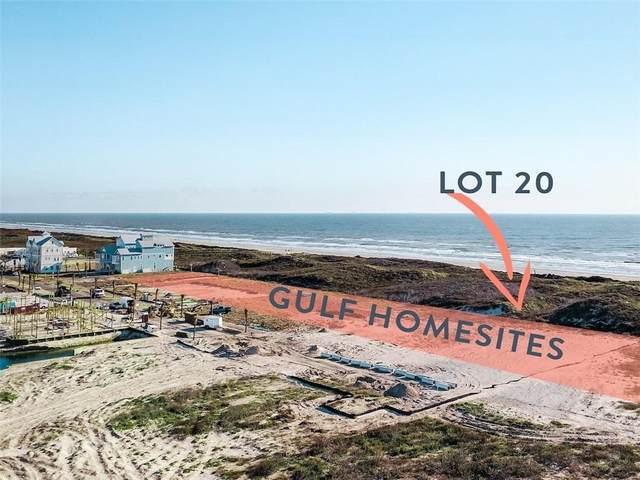 L20 Less Traveled Lane, Port Aransas, TX 78373 (MLS #376204) :: South Coast Real Estate, LLC