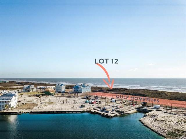 L12 Darling Lane, Port Aransas, TX 78373 (MLS #376217) :: South Coast Real Estate, LLC