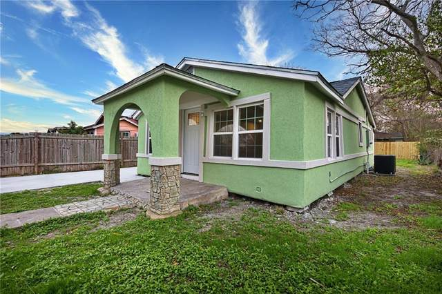 2629 Dunbar Street, Corpus Christi, TX 78405 (MLS #376331) :: RE/MAX Elite Corpus Christi