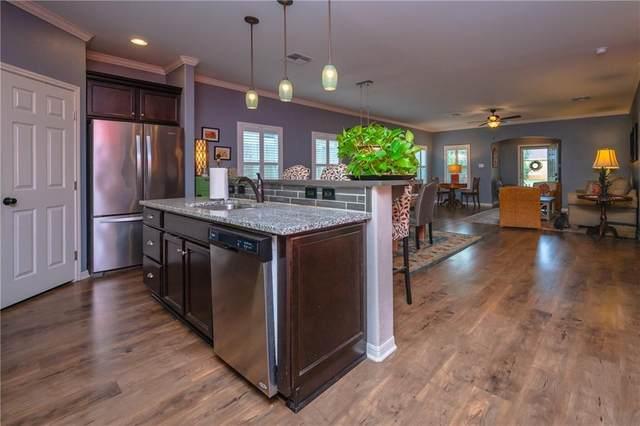 619 W Deberry Avenue W, Aransas Pass, TX 78336 (MLS #376572) :: South Coast Real Estate, LLC