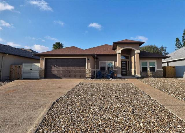 15657 Three Fathoms Bank Drive, Corpus Christi, TX 78418 (MLS #376605) :: South Coast Real Estate, LLC