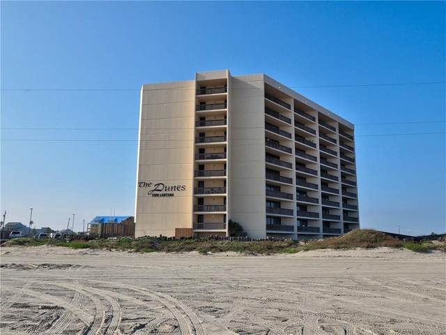1000 Lantana Drive #103, Port Aransas, TX 78373 (MLS #376609) :: RE/MAX Elite Corpus Christi