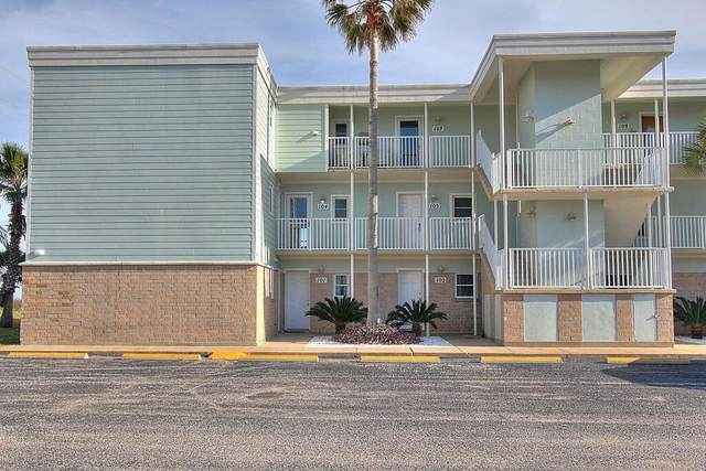 700 Island Retreat Court #104, Port Aransas, TX 78373 (MLS #376787) :: KM Premier Real Estate