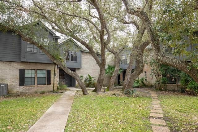 210 Oak Bay, #504 Street #504, Rockport, TX 78382 (MLS #376857) :: RE/MAX Elite Corpus Christi