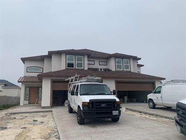 15417 Palmira, Corpus Christi, TX 78418 (MLS #376963) :: KM Premier Real Estate
