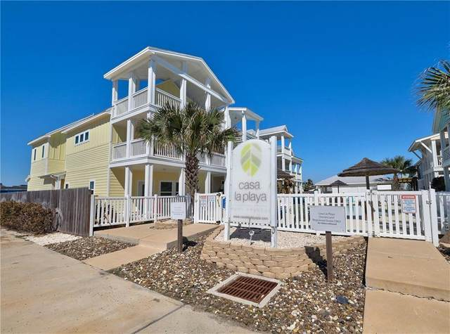 4903 State Highway 361 #6, Port Aransas, TX 78373 (MLS #377812) :: South Coast Real Estate, LLC