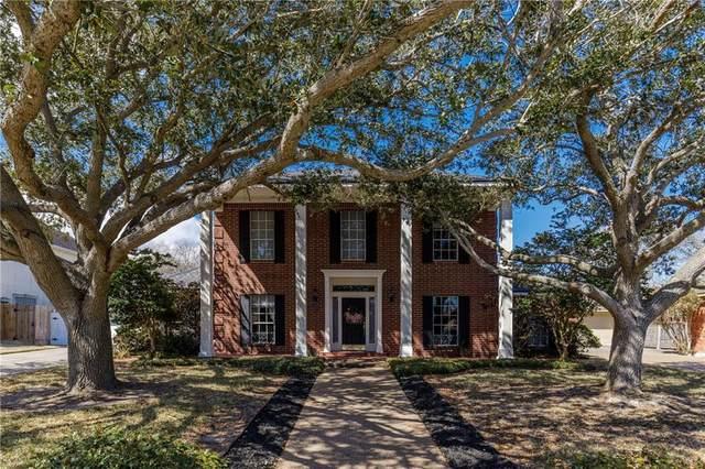 7617 Dijon Lake Drive, Corpus Christi, TX 78413 (MLS #378040) :: KM Premier Real Estate