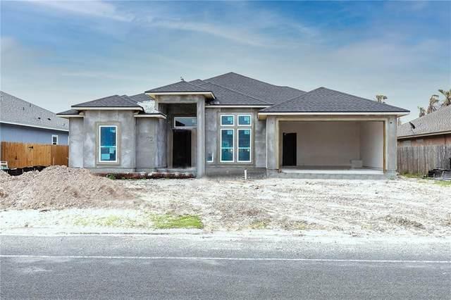15122 Aquarius Street, Corpus Christi, TX 78418 (MLS #378166) :: RE/MAX Elite Corpus Christi