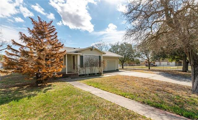 805 E B Avenue E, Kingsville, TX 78363 (MLS #378467) :: RE/MAX Elite Corpus Christi