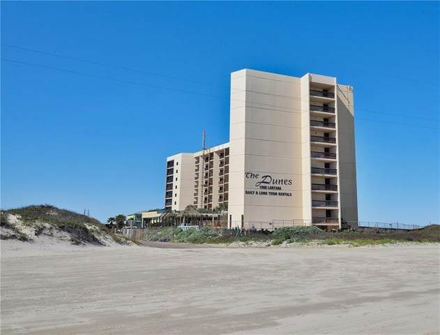 1000 Lantana Drive #306, Port Aransas, TX 78373 (MLS #378592) :: RE/MAX Elite Corpus Christi