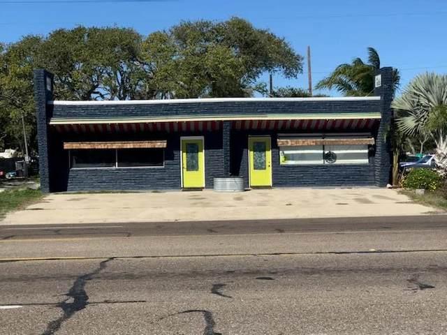 964 N Commercial Street, Aransas Pass, TX 78336 (MLS #380357) :: RE/MAX Elite | The KB Team