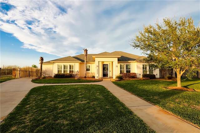 5802 Lago Vista Drive, Corpus Christi, TX 78414 (MLS #380389) :: KM Premier Real Estate
