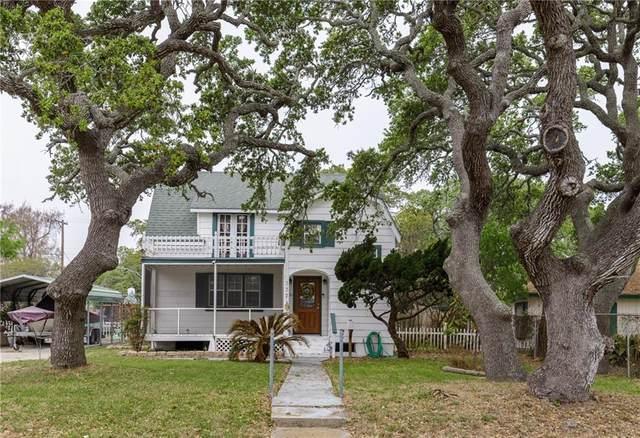 332 N Houston Street, Aransas Pass, TX 78336 (MLS #381108) :: South Coast Real Estate, LLC