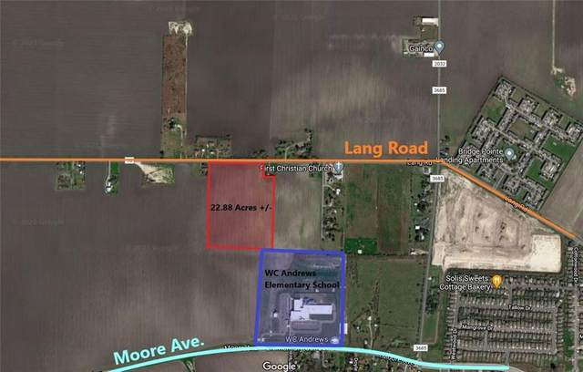 7635 Lang Road, Portland, TX 78374 (MLS #381176) :: South Coast Real Estate, LLC